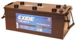Exide Heavy EG1803 180Ah bal