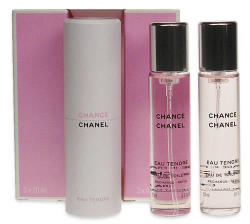 CHANEL Chance Eau Tendre (Refills) EDT 3x20ml