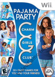 Electronic Arts Charm Girls Club Pajama Party (Wii)