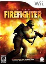 rondomedia Real Heroes Firefighters (Wii)