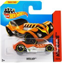 Mattel Hot Wheels - Dieselboy
