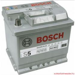 Bosch Silver S5 12V 54Ah 530A Jobb+ (S50 020) (0092S50020)