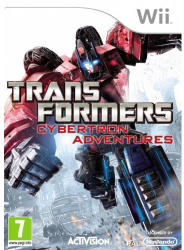 Activision Transformers Cybertron Adventures (Wii)