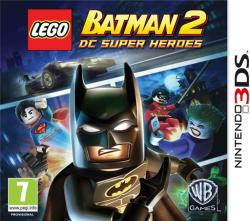 Warner Bros. Interactive LEGO Batman 2 DC Super Heroes (3DS)