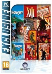 Ubisoft The Ultimate Action Pack: FarCry + XIII + Rainbow Six Vegas (PC)