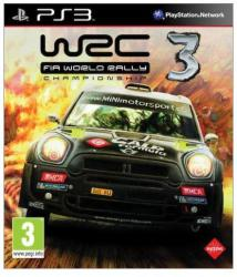 Milestone WRC 3 FIA World Rally Championship (PS3)