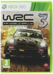 Black Bean WRC 3 FIA World Rally Championship (Xbox 360)