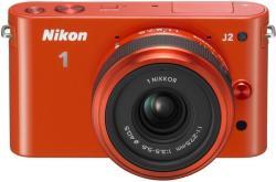 Nikon 1 J2 Slim Zoom kit + 11-27.5mm (VVA161K005)