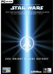 LucasArts Star Wars Jedi Knight II Jedi Outcast (PC)