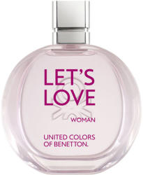 Benetton Let's Love Woman EDT 30ml