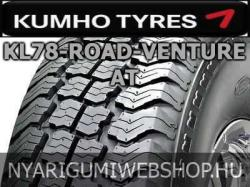 Kumho Road Venture AT KL78 265/65 R17 112H