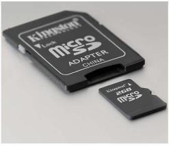 Kingston microSD 2GB SDC/2GB