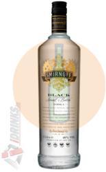 SMIRNOFF Black Vodka (0.7L)