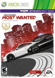 Electronic Arts Need for Speed Most Wanted (2012) (Xbox 360)