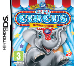 2K Games It's My Circus Elephant Friends (Nintendo DS)