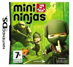 Eidos Mini Ninjas (Nintendo DS)