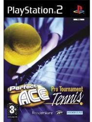 Oxygen Perfect Ace Pro Tournament Tennis (PS2)