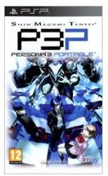 Atlus P3P Shin Megami Tensei Persona 3 Portable (PSP)
