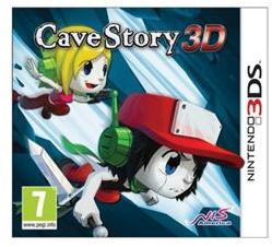 Koei Cave Story (Nintendo 3DS)