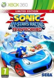 SEGA Sonic & All-Stars Racing Transformed (Xbox 360)