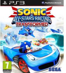 SEGA Sonic & All-Stars Racing Transformed (PS3)