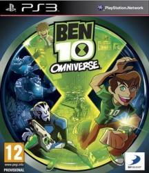 D3 Publisher Ben 10 Omniverse (PS3)