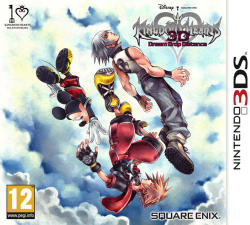 Square Enix Kingdom Hearts 3D (3DS)