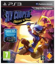 Sony Sly Cooper Thieves in Time (PS3)