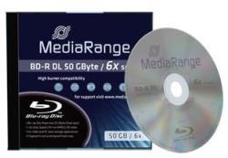 MediaRange BD-R 50Gb 6X