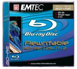 Emtec Blu-Ray BD-RE 25GB 2x