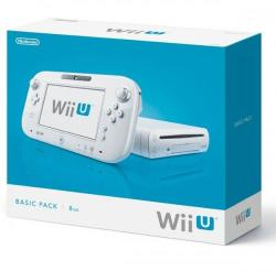 Nintendo Wii U Basic Pack 8GB