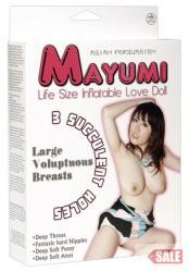 Ölelő Mayumi