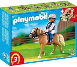 Playmobil Haflingi póni karámmal (5109)