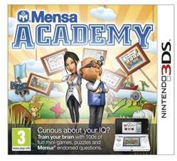 Square Enix Mensa Academy (3DS)