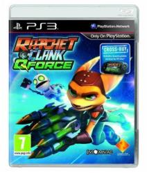 Sony Ratchet & Clank QForce (PS3)