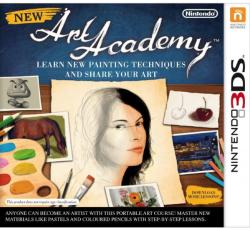 Nintendo New Art Academy (3DS)