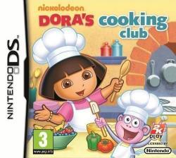 2K Games Dora's Cooking Club (Nintendo DS)