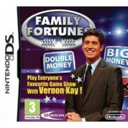 Mindscape Family Fortunes (Nintendo DS)