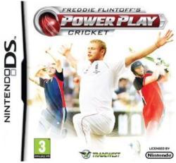 Tradewest Freddie Flintoff's Power Play Cricket (Nintendo DS)