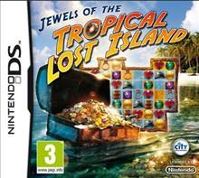 Mastertronic Jewels of the Tropical Lost Island (Nintendo DS)