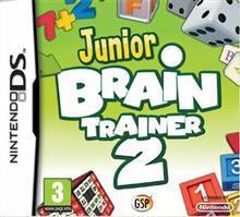 Avanquest Software Junior Brain Trainer 2 (Nintendo DS)