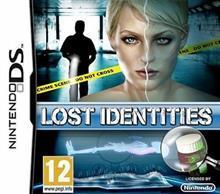 DTP Entertainment Lost Identities (Nintendo DS)