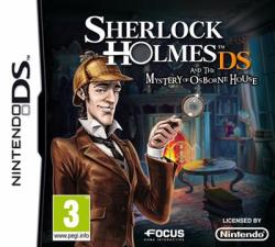 Focus Home Interactive Sherlock Holmes The Mystery of Osborne House (Nintendo DS)