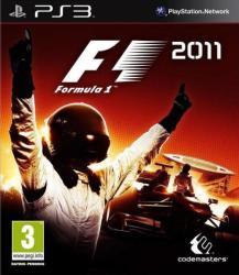 Codemasters F1 Formula 1 2011 (PS3)