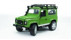 BRUDER Land Rover Deffender Jeep