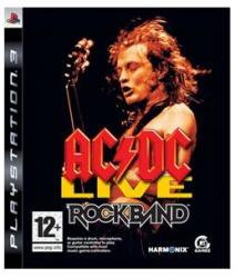 MTV Games AC/DC Live Rock Band (PS3)