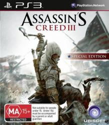 Ubisoft Assassin's Creed III [Special Edition] (PS3)