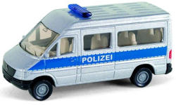 Siku Rendőrbusz (0804)