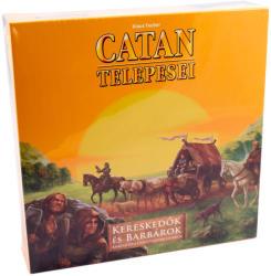 Piatnik Catan Telepesei - Kereskedők és Barbárok