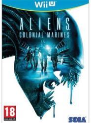 SEGA Aliens Colonial Marines (Wii U)